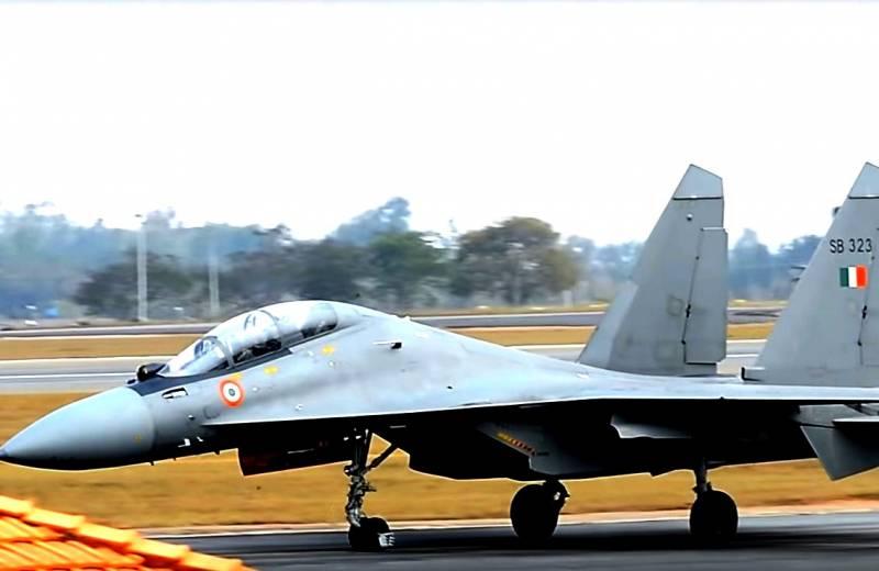 Индия: Модернизация Су-30МКИ превратит истребитель в основу ВВС