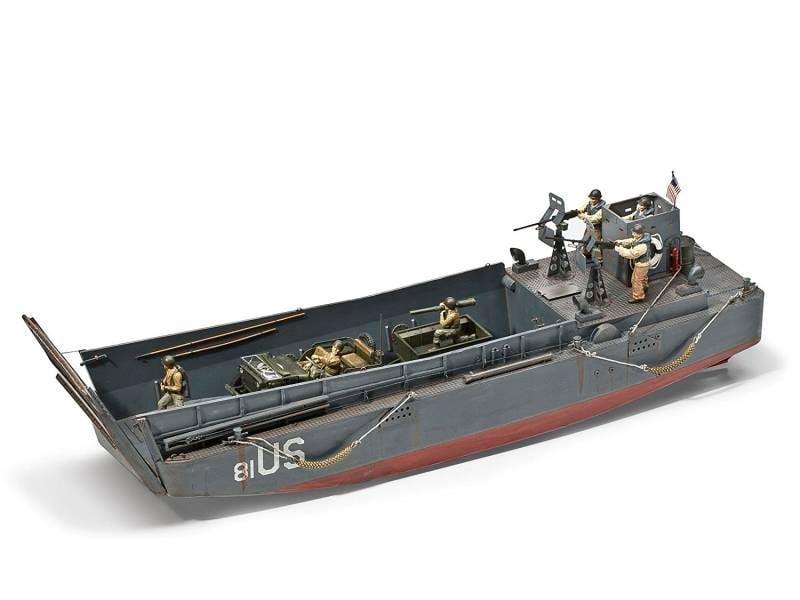 Десантные катера LCM