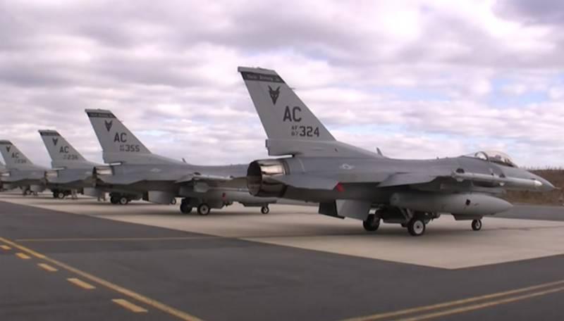 Más de 600 cazas F-16 de la Fuerza Aérea de EE. UU. Actualizarán el software