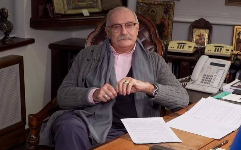 "But still - in your pocket? What forces woke up the ""Besogon"" Nikita Mikhalkov"