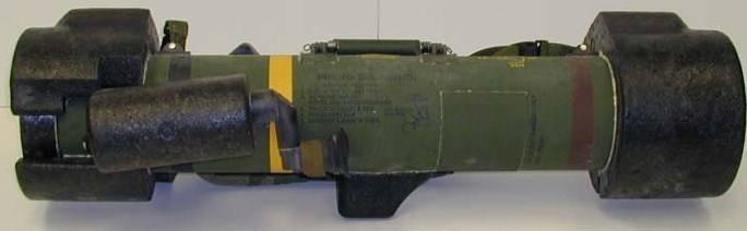 """比""""轻标枪"""" FGM-172 SRAW不适合美国海军陆战队"""