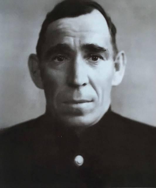 Una storia su un veterano di guerra A.F.Pristupenko