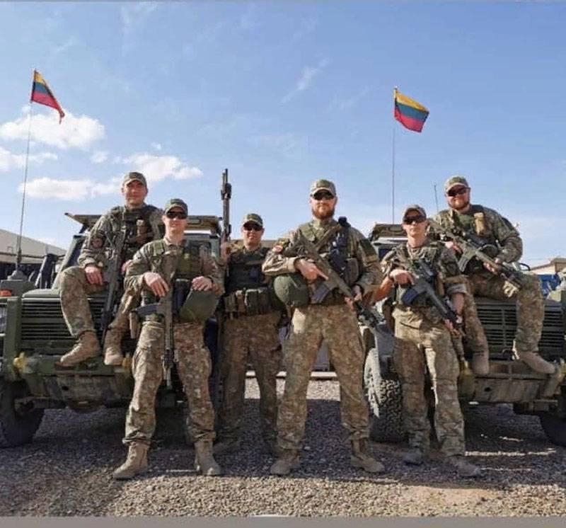 Il due percento soprattutto: la Lituania non taglierà il suo budget militare