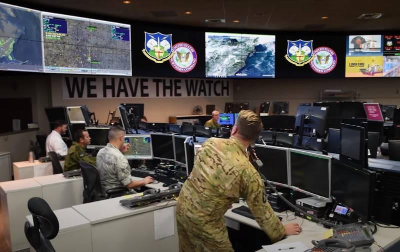 NORAD कमांड ने COVID-19 के कारण एक बैकअप कमांड पोस्ट की तैनाती की