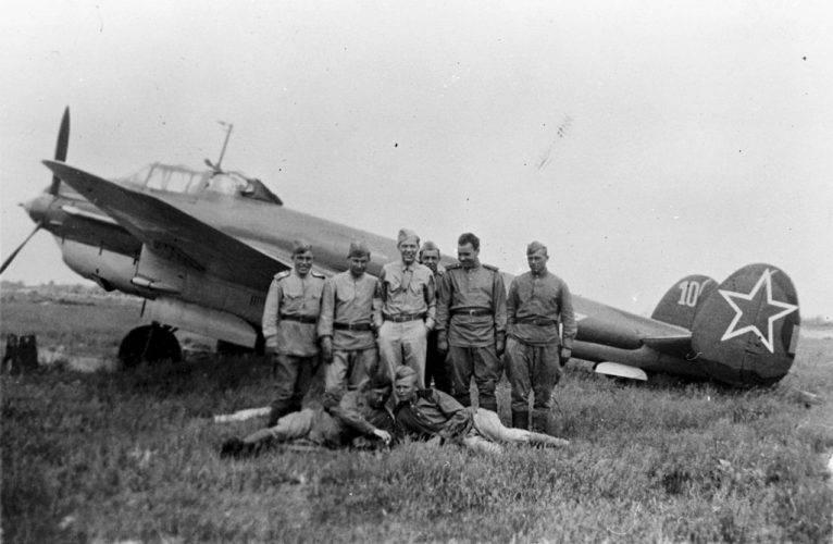 """我的祖父是一名""""战争航空工作者"""""""