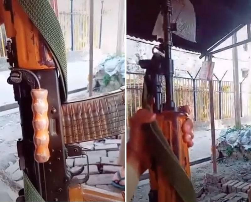 Les militaires indiens expliquent pourquoi ils ne sont pas satisfaits des fusils d'assaut INSAS