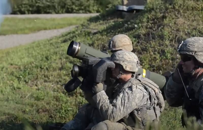 The United States began production of a new version of the Javelin F-Model ATGM (FGM-148F)