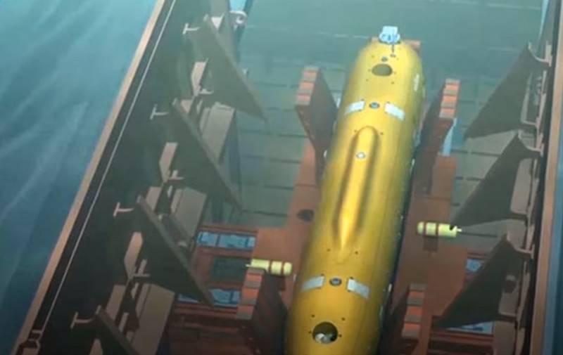 Der Start des Atom-U-Bootes Chabarowsk ist für Ende Juni geplant