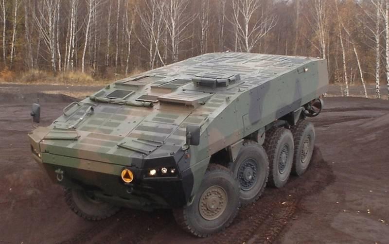 En Polonia, se tomó la decisión de comprar el transporte blindado de personal Wolverine