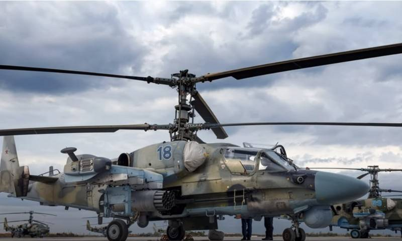 "Taking into account the Syrian experience: features of the Ka-52M ""Super Alligator"" helicopter"