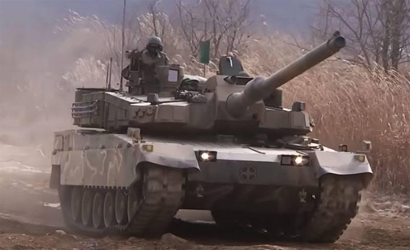 Possible raid de chars K2 Black Panther: la Corée du Sud a rappelé qu'il était plus fort que le Nord