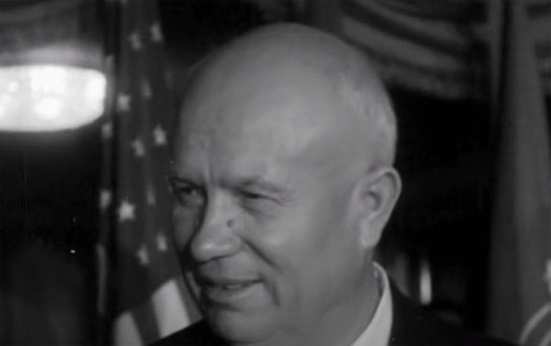 Khrushchev: Stalin planned military operations around the globe