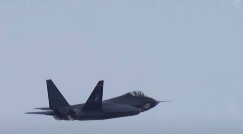Chinese expert: J-31 fighter in one of the parameters came close to F-35