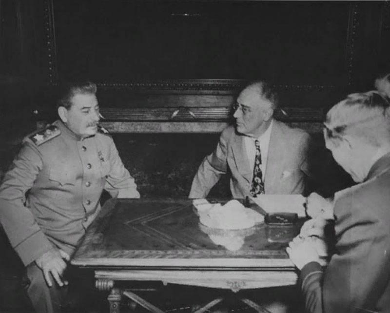 Alcuni fatti poco noti sulla creazione della coalizione anti-Hitler