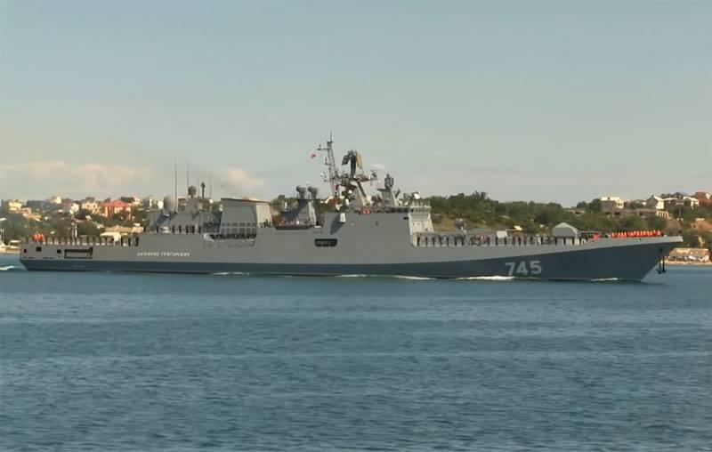 Mayo 13 - Día de la Flota del Mar Negro de Rusia