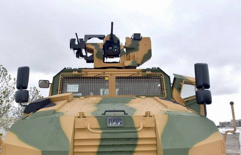 Turkey to supply Kazakhstan with remotely controlled Aselsan SARP DUAL MVs