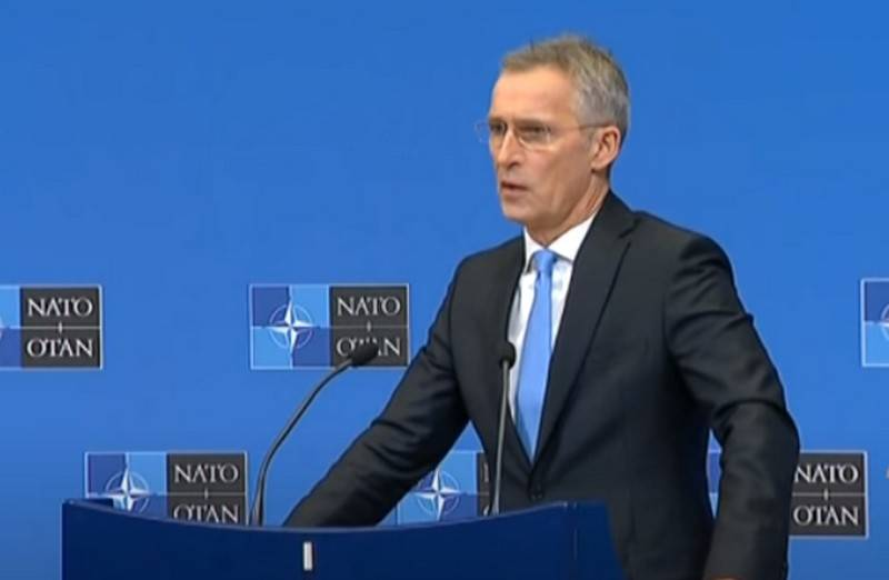 NATO Secretary General accuses Russia and China of spreading misinformation