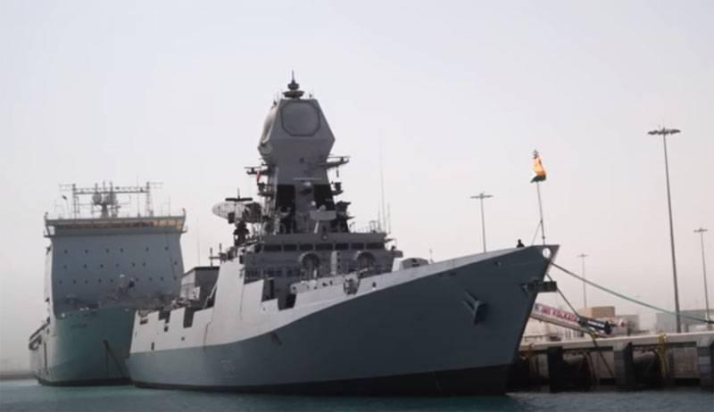 In der indischen Presse: Die indische Marine wird bis 2030 den dritten Platz in der Welt einnehmen