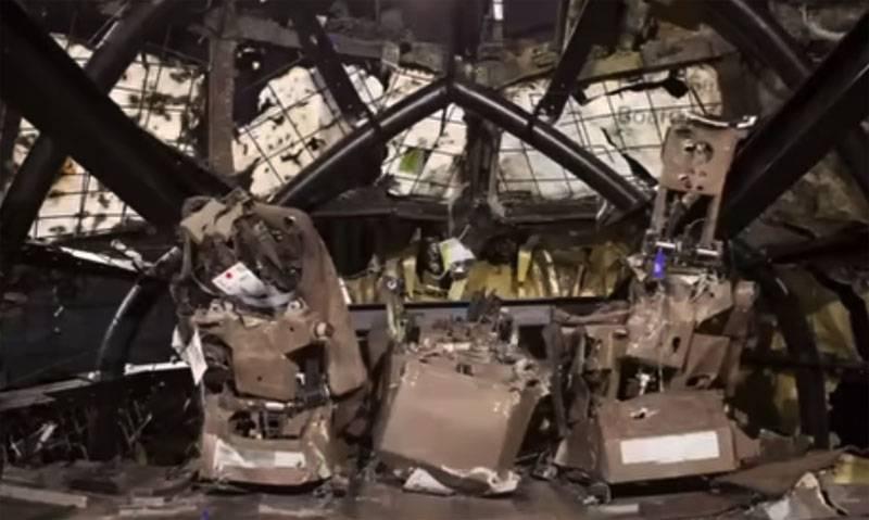 L'affaire Boeing MN17: rumeurs et conjectures ont été utilisées
