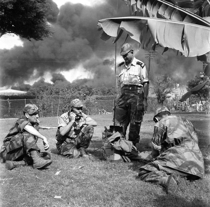 «Пожар в империи». Иностранный легион после II мировой войны