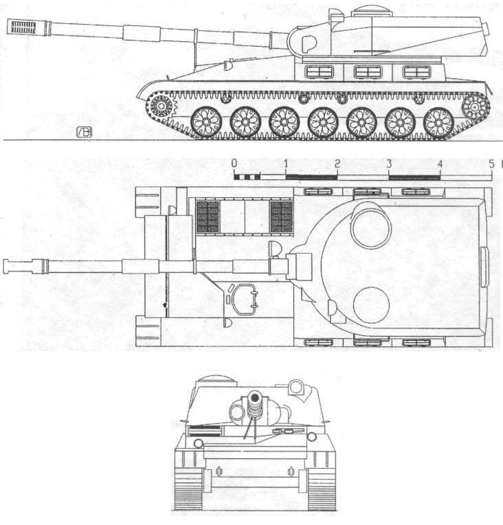 """""""램""""대 """"드래곤"""". 소련군이 152mm 대전차 자주포를받지 못한 이유"""