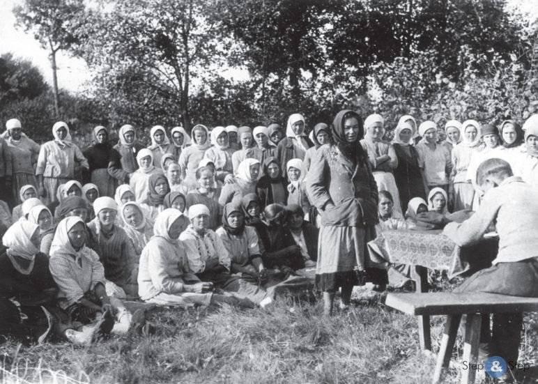 """""""मुझे कुछ रोटी दो!"""" 1929-1934 में रूस में अकाल"""