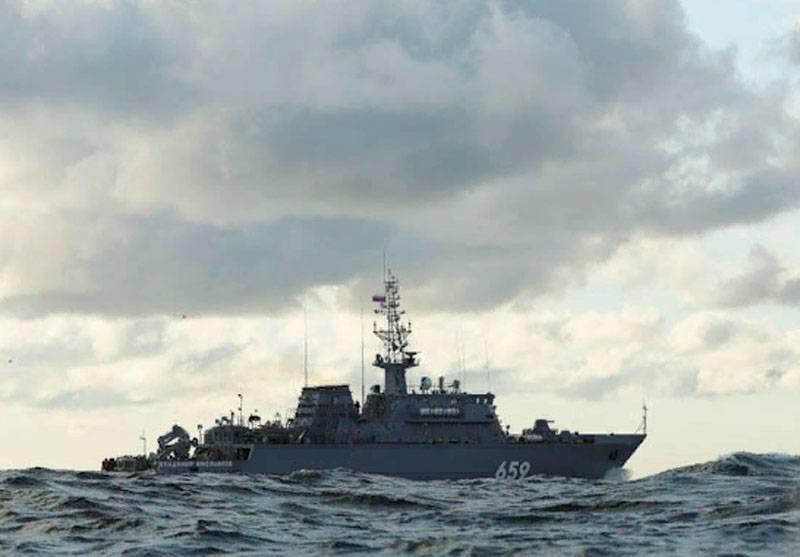 18. Mai - Tag der baltischen Flotte der russischen Marine