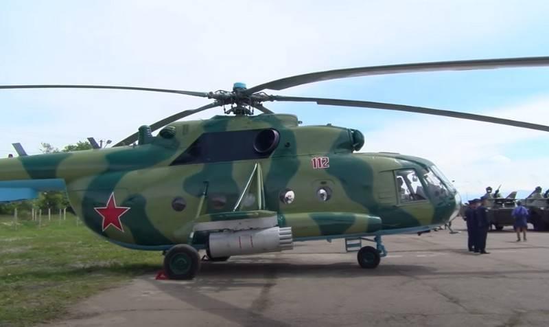俄罗斯将向吉尔吉斯斯坦提供防空系统和直升机