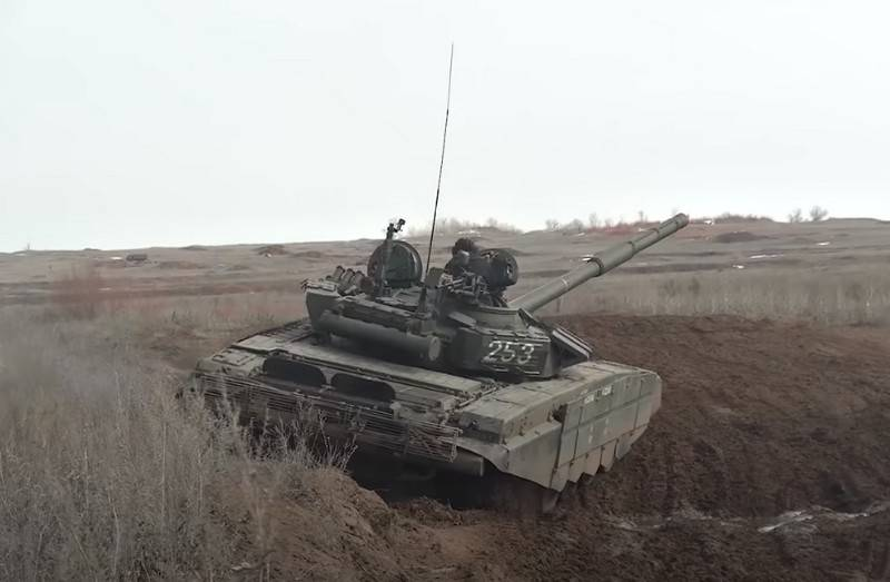 Polish general called the modernization of the T-72 to the level of T-72B3 modern