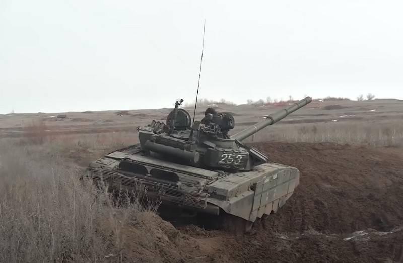 폴란드 장군은 T-72를 현대의 T-72B3 수준으로 현대화했다