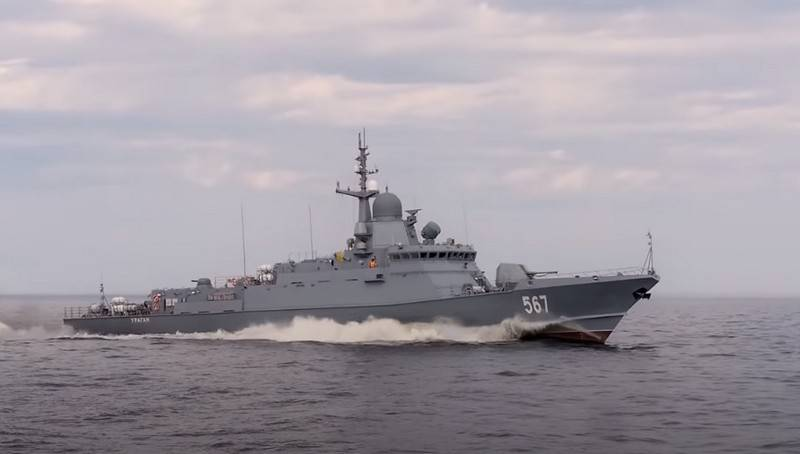 """The deadlines for laying the fourth RTO of project 22800 """"Karakurt"""" for Pacific Fleet were postponed"""