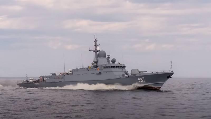 """Pacific Fleetのプロジェクト22800"""" Karakurt""""のXNUMX番目のRTOを設定する期限は延期されました"""