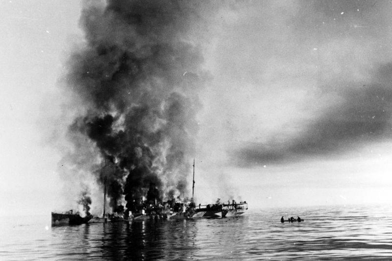 Über die Rolle der sowjetischen Marine im Großen Vaterländischen Krieg