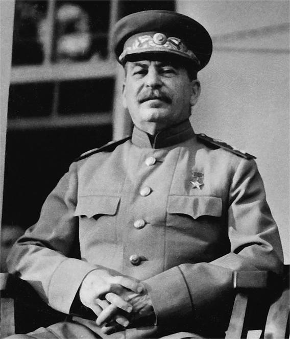 How Stalin became a Generalissimo