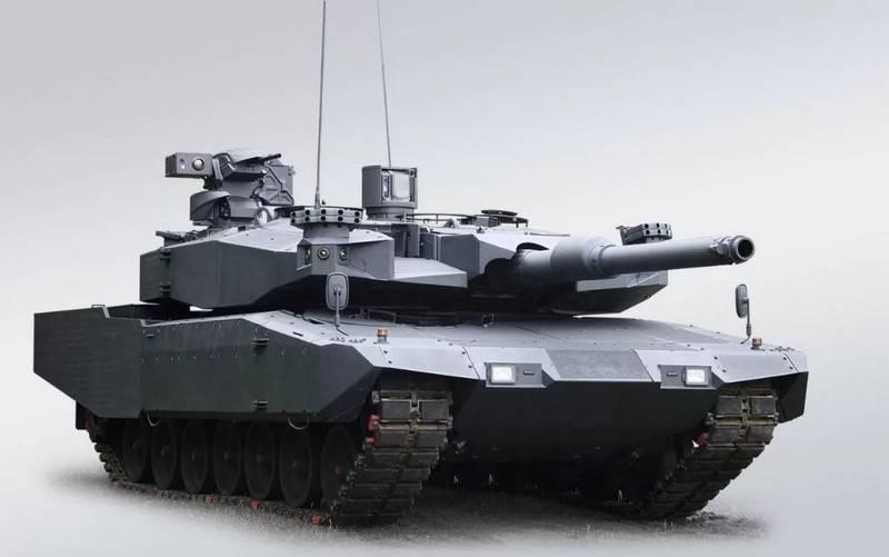 Fransız-Alman umut vaat eden bir tank yaratma projesi başlatıldı