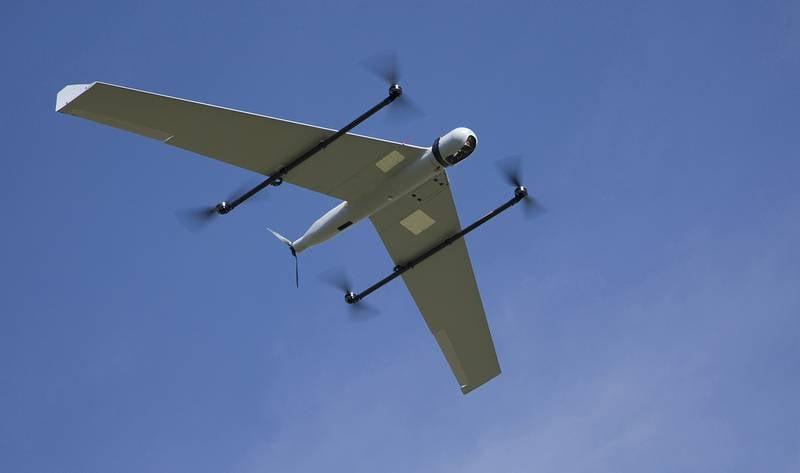 カラシニコフ懸念は新しい偵察UAV ZALA 421-16EVを導入しました