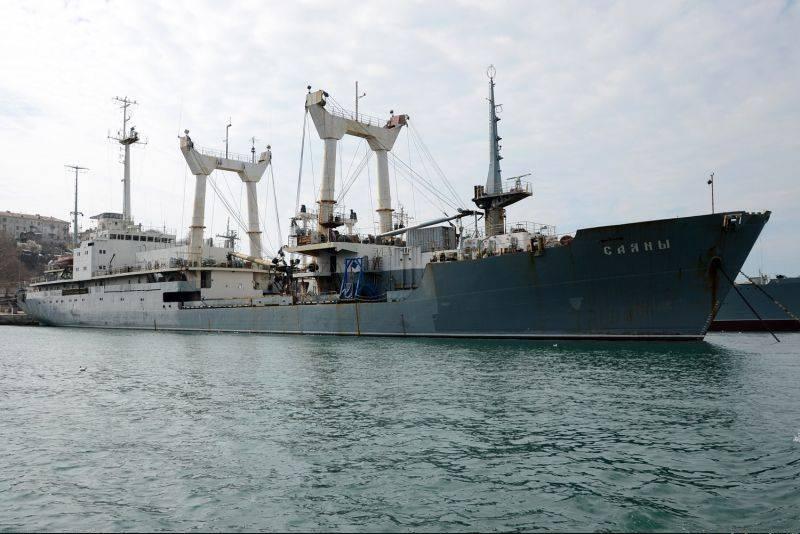Cerca e salva navi di servizio