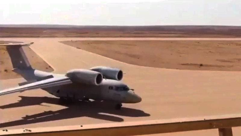 """Libyan Mayor Bani Valida announced the """"retreat and departure of PMC Wagner"""""""