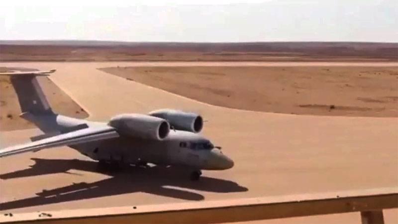 """리비아 시장 바니 Valida는 """"PMC Wagner의 퇴각 및 출발""""을 발표했다"""