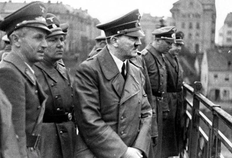 Perché Hitler visitò la lettone Malnava il 21 luglio 1941: dalla storia della seconda guerra mondiale