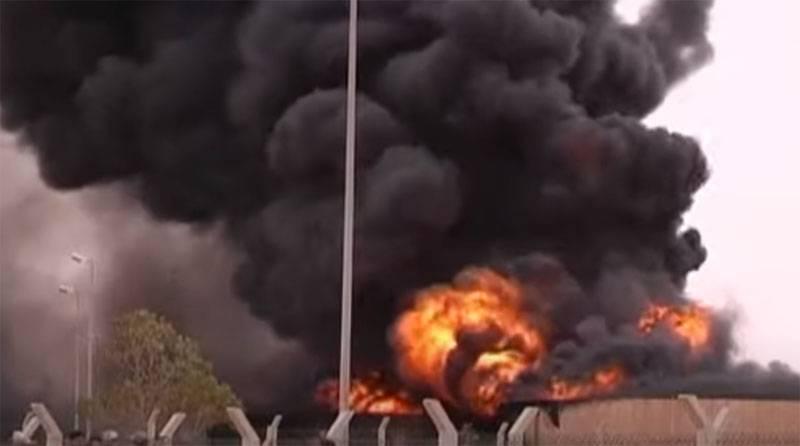 VAE UAE Angriff der VAE auf die Infrastruktur der türkischen Militärbasis