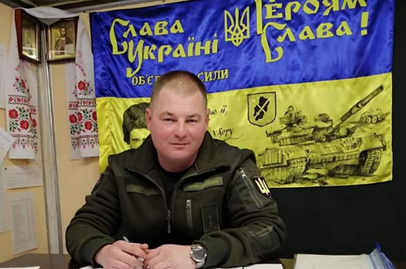 キエフで、ドンバスでの軍の指揮官の次の死を報告しました