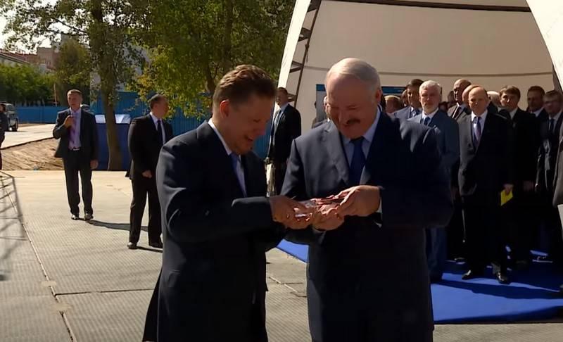 Gazprom annuncia le condizioni per abbassare i prezzi del gas per la Bielorussia