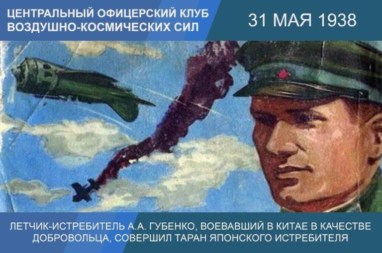 "एंटोन गुबेंको, ""रूसी कामिकेज़"""