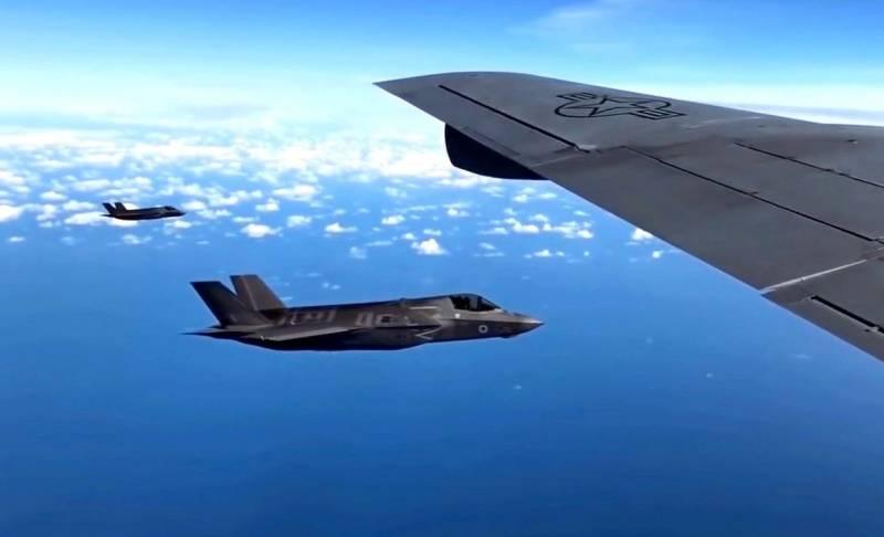 Что будет при «встрече» стелс-истребителей F-35 и J-20: роль параметров ЭПР