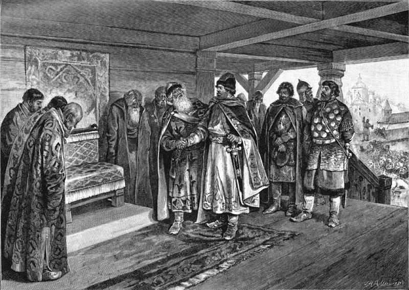 沃尔林王子的跳跃。 十二世纪的社会变化