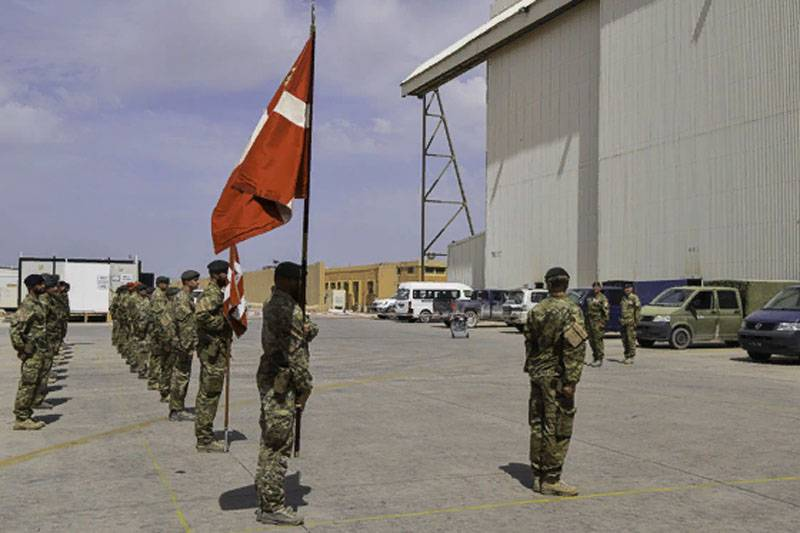 Denmark withdraws its military contingent from the Iraqi base of Ain Assad: comments of ordinary Danes