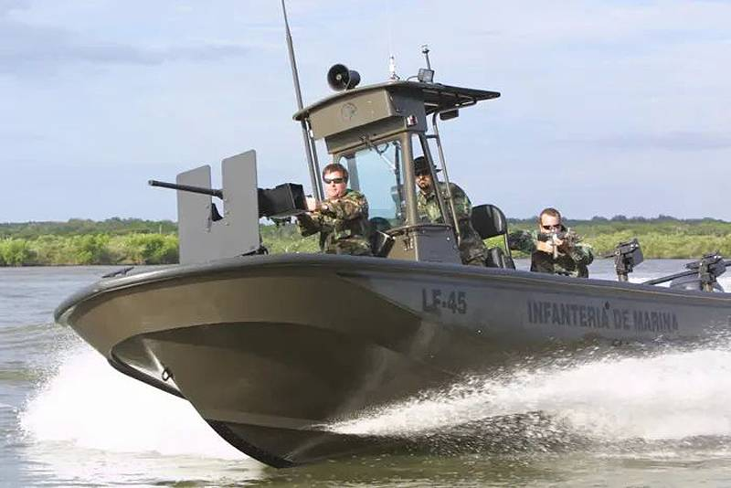 River Navy: guarding inland waterways