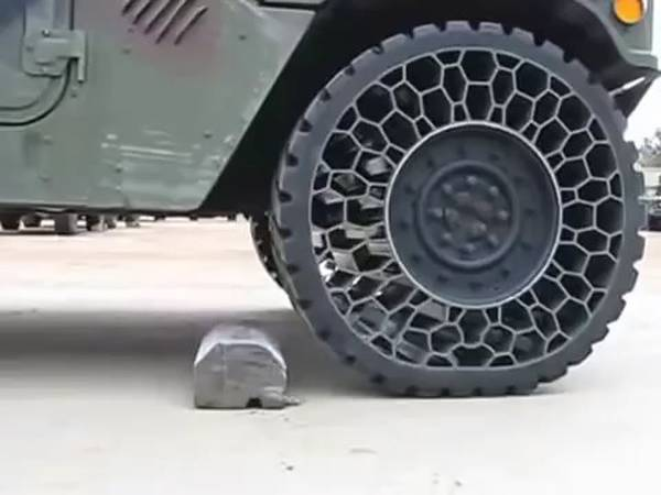 Airless Tires: A Promising Curiosity