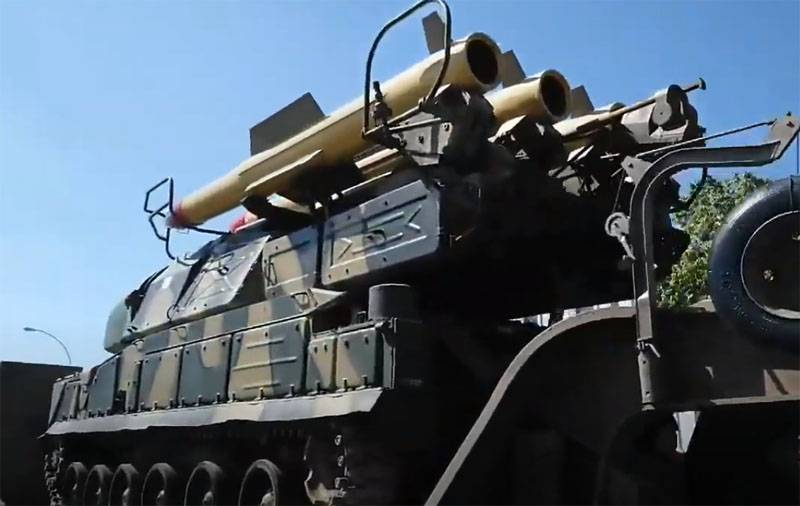 Russian Buk air defense systems will protect Haftar airbase from Turkish F-16s